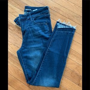 Old Navy Rockstar jeans, size 6, worn one time
